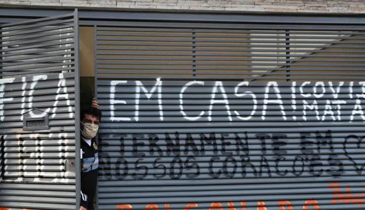 Centrais criticam mega rodízio na cidade de São Paulo e defendem lockdown