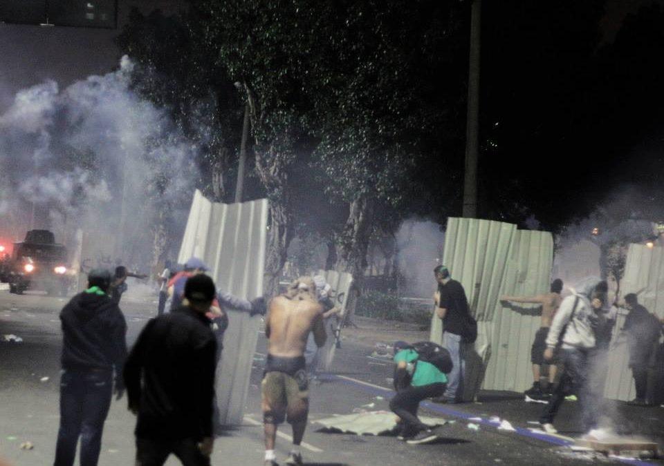 ARQUIVO – O dia em que a ordem da PM era atirar e bater