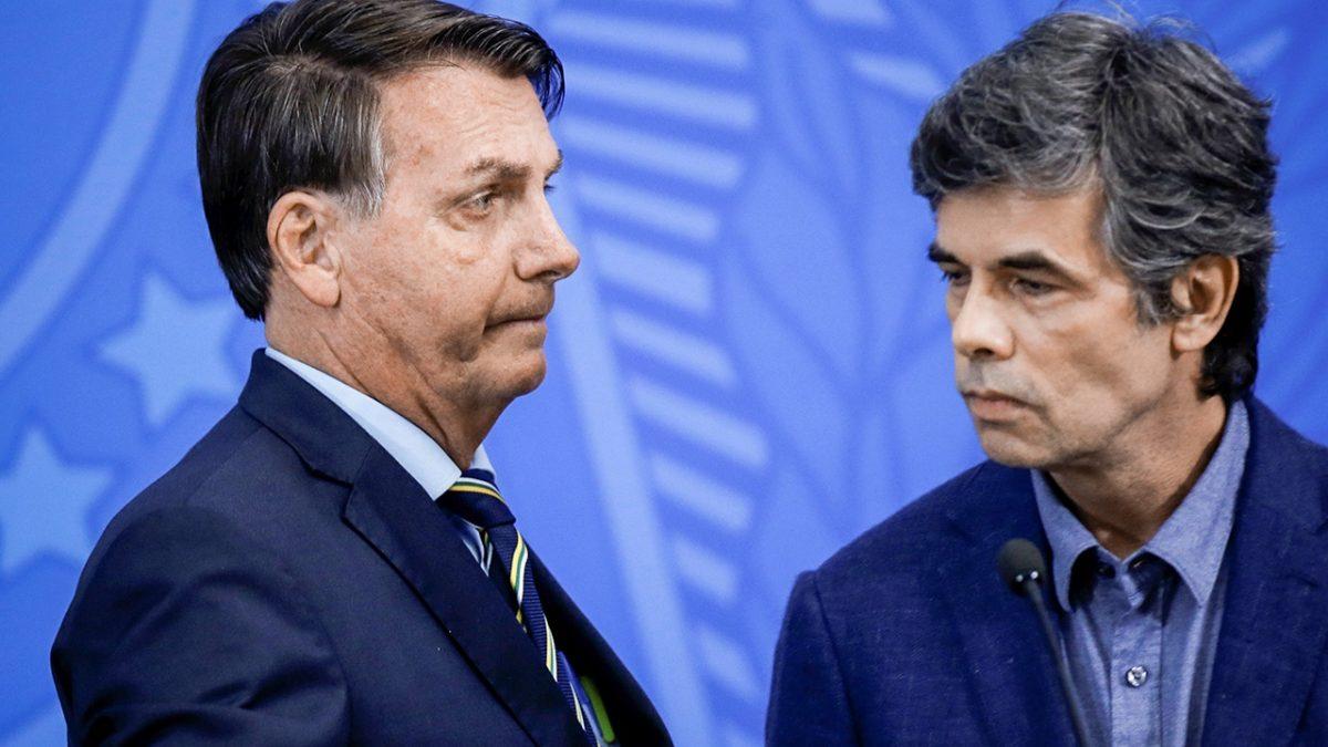 Após ultimato de Bolsonaro sobre o uso da cloroquina, Nelson Teich pede demissão