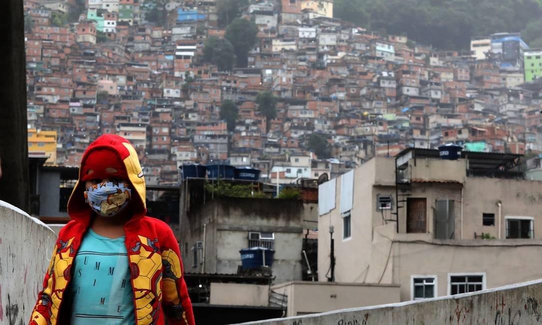 Rocinha luta contra a pandemia e pede soluções