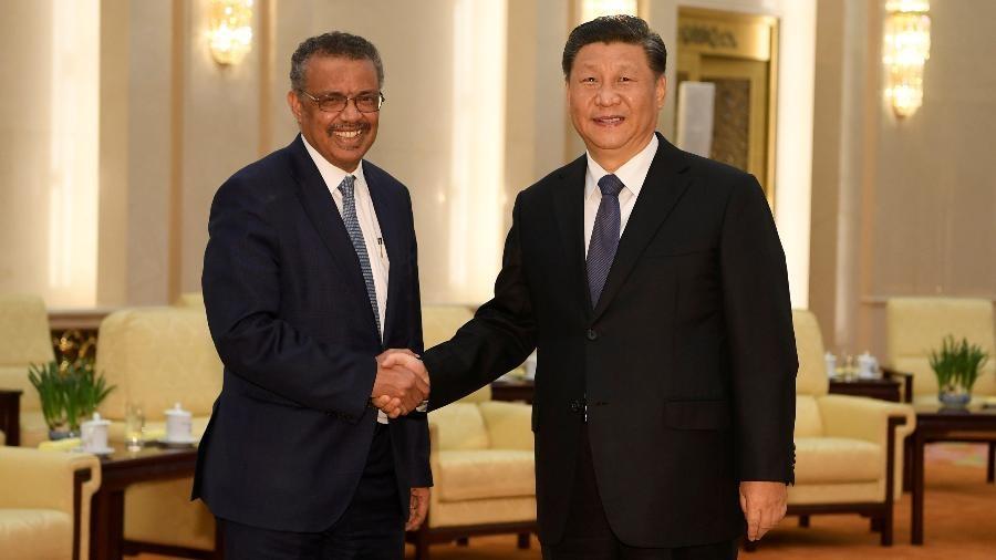 Eventual vacina chinesa será 'bem público mundial', diz Xi Jinping
