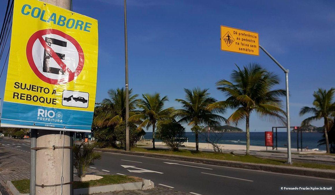 Covid-19: prefeitura do Rio prorroga medidas restritivas até dia 25