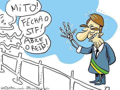Governo é bom para ¼ e ruim para metade dos brasileiros, diz XP