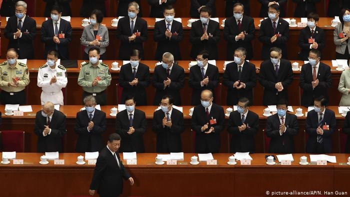 China apresenta lei para aumentar controle sobre Hong Kong