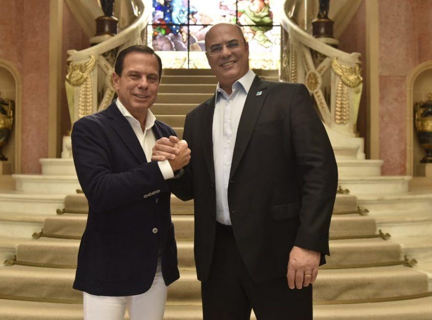 Bolsonaro chamou Doria de 'bosta' e Witzel de 'estrume' em reunião ministerial