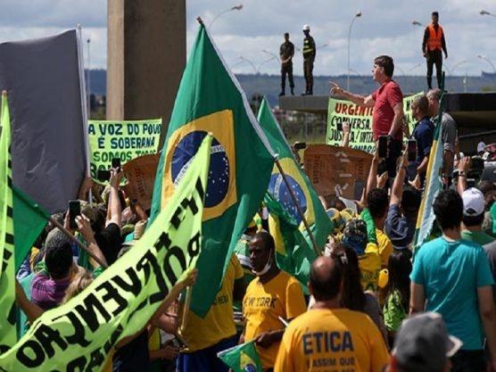 PGR pede ao STF ações contra aliados de Bolsonaro em inquérito sobre atos antidemocráticos