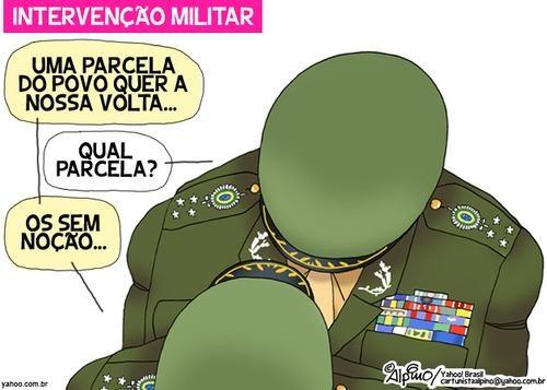 Militares dizem que Bolsonaro está usando indevidamente o prestígio das Forças Armadas