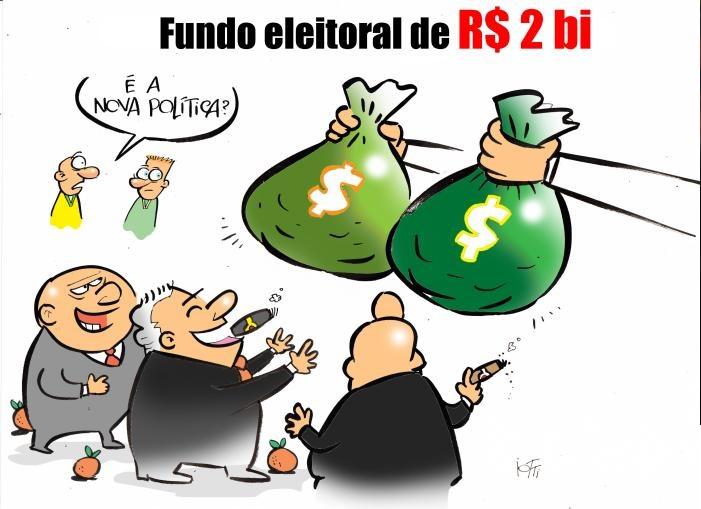 TSE define divisão dos R$ 2 bilhões do fundão eleitoral para abastecer campanhas municipais