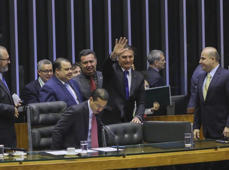 Com Aliança pelo Brasil ainda no papel, legendas do Centrão disputam filiação de Bolsonaro