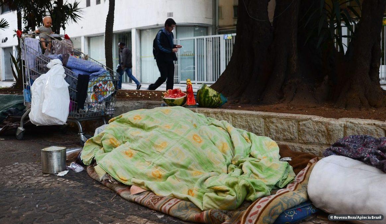 Jovens em situação de rua ficam mais vulneráveis durante a pandemia