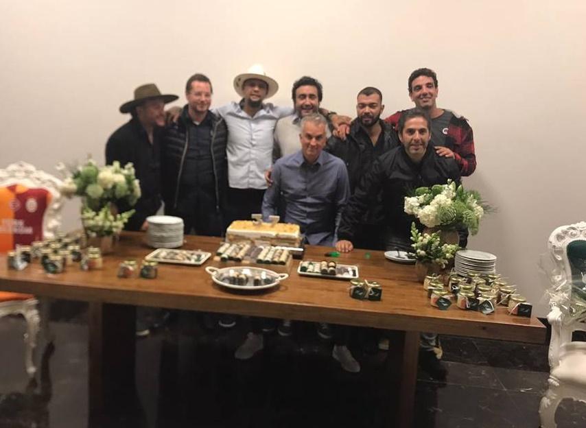 Wajngarten participa de aniversário de jogador do Palmeiras com cerca de 70 pessoas em plena quarentena