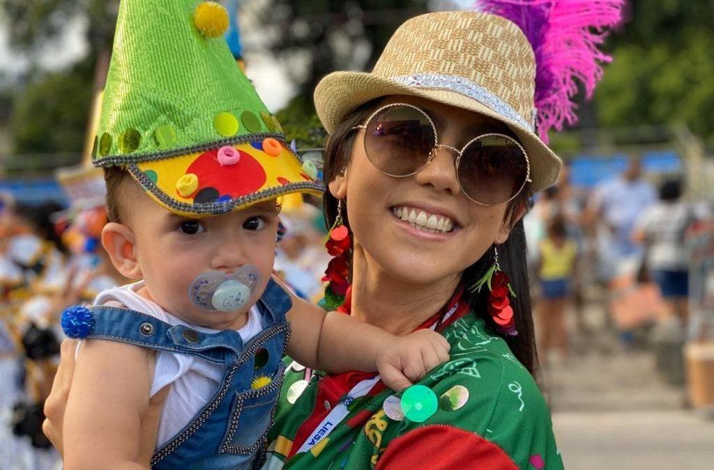 Camila Soares: a nova narrativa de produção do Carnaval