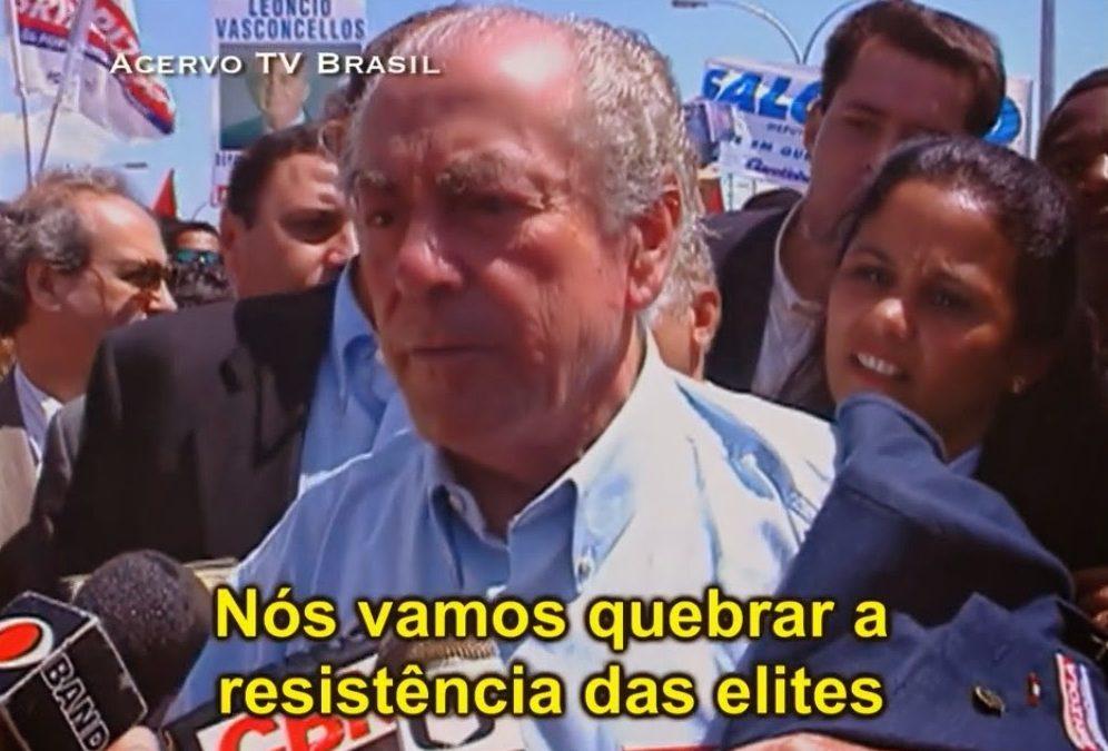 OPINIÃO – 16 de saudades do Leonel Brizola
