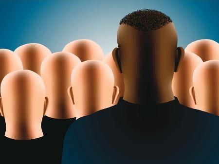 Tire seu racismo do caminho