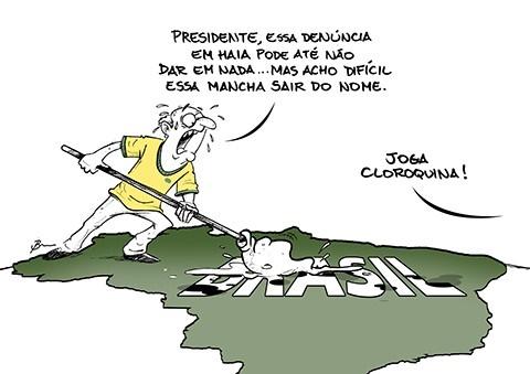 O genocídio é o limite de Bolsonaro