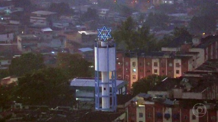 """""""O povo de Israel"""" uma rede criminal que pretende unir crime e religião"""