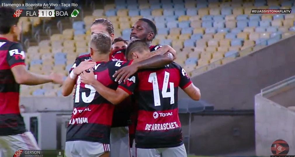 Flamengo quebra recorde mundial