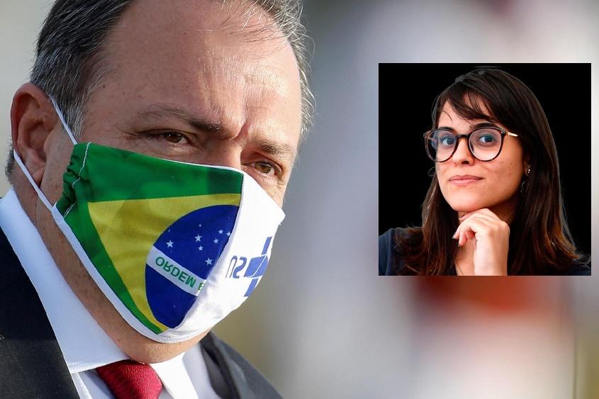 Falta de Vergonha! Filha do ministro Pazuello tentou receber o auxílio emergencial
