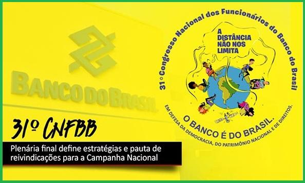 Funcionários do Banco do Brasil definem reivindicações específicas para a Campanha Nacional dos Bancários