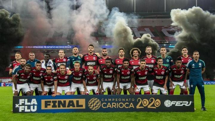 Flamengo vai tomar outra calça arriada [VÍDEO]