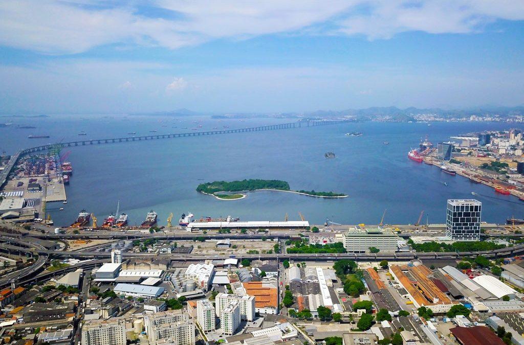 Porto do Rio faz 110 anos e busca mais competitividade e eficiência
