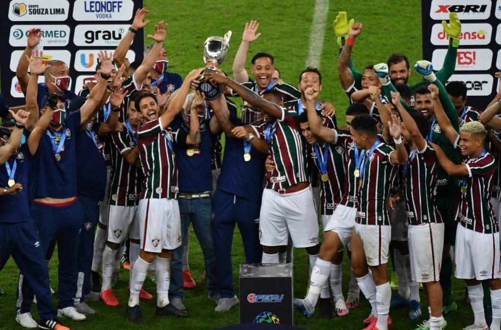 Flamengo já foca no reencontro com Fluminense pela final do Cariocão