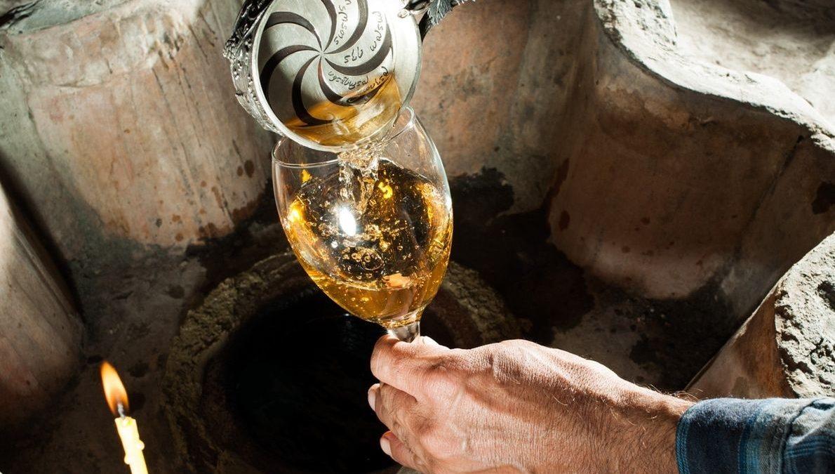 O Vinho Âmbar e sua Revolução Silenciosa