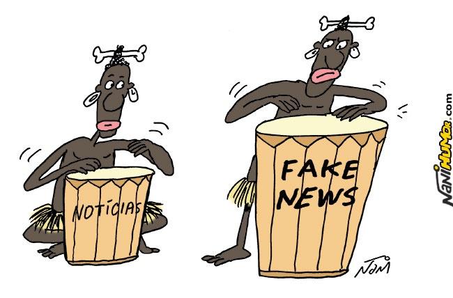 Falta de punição para quem financia fake news é falha no projeto, diz deputado