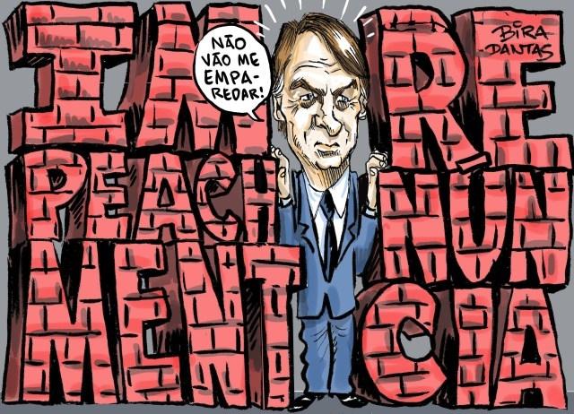 Aras se manifesta contra STF fixar prazo para Rodrigo Maia analisar pedido de impeachment de Bolsonaro