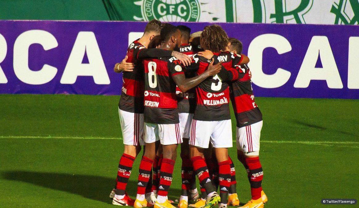 Flamengo vence a primeira sob o comando de Domènec Torrent