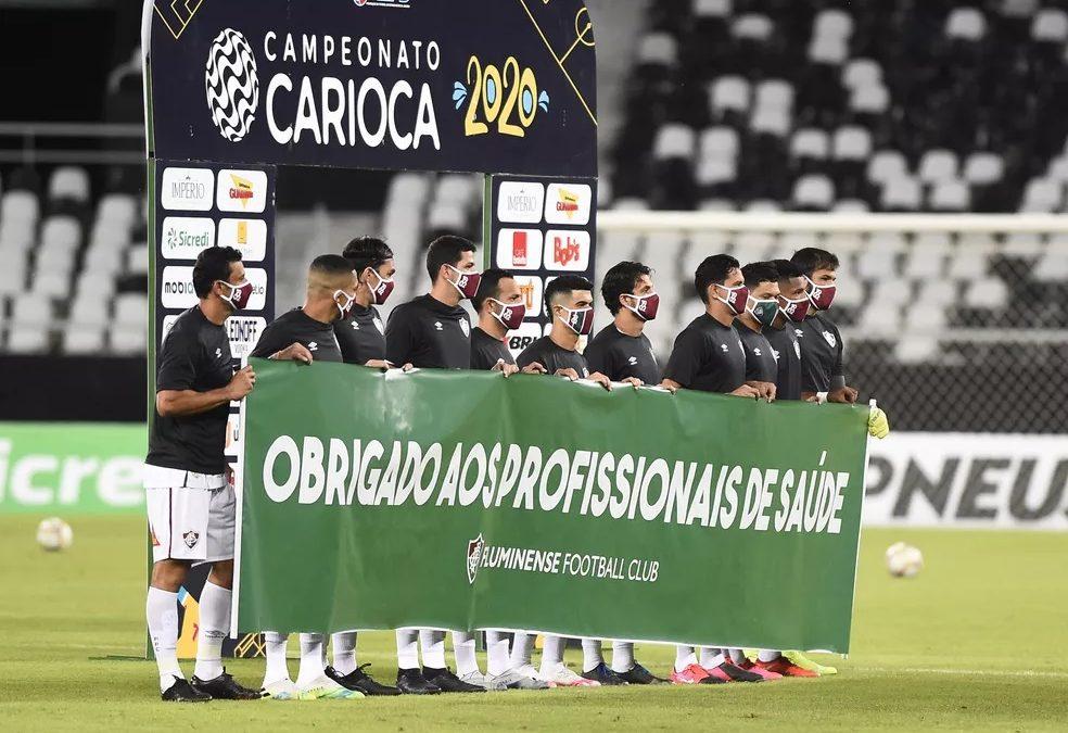 Brasileirão 2020 – Campeonato com vários jogadores contaminados e estádios sem público