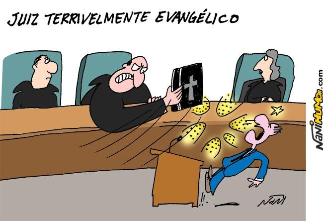 """""""Terrivelmente evangélicos"""", terrivelmente contra os direitos"""