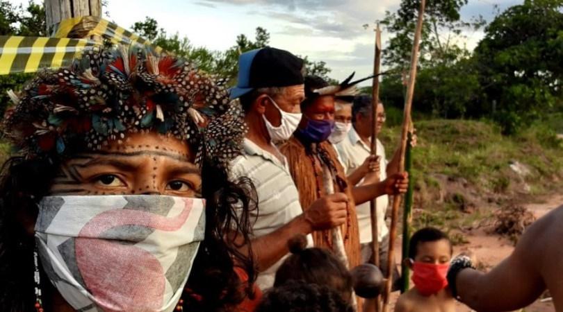 STF obriga governo federal a adotar medidas para o combater pandemia nas áreas indígenas