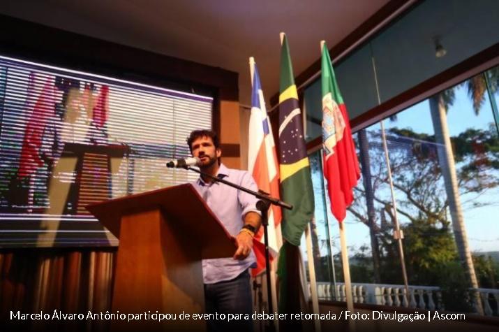Em Porto Seguro, ministro anuncia campanha para incentivar turismo dentro do país