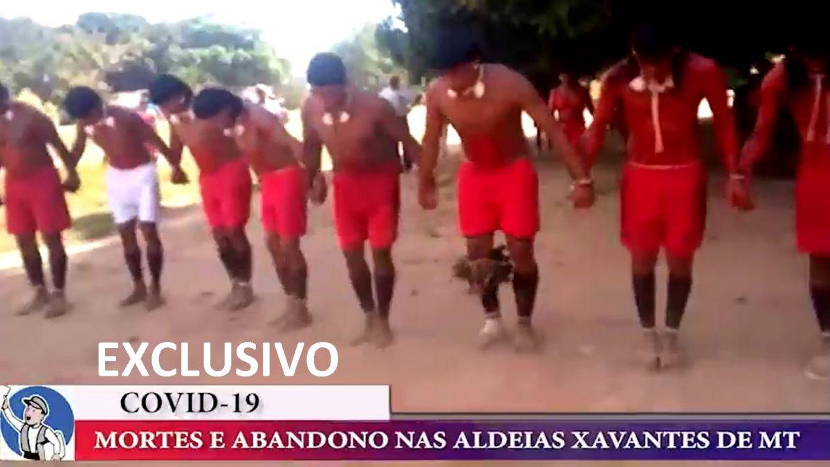ESPECIAL Dia da Independência revela cenário deplorável nas aldeias xavantes do MT
