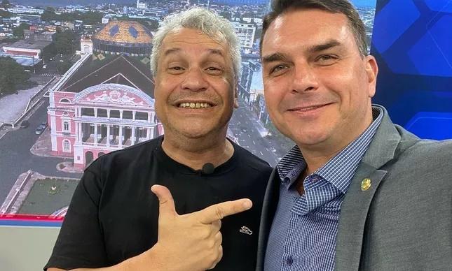 MPF pede que PGR investigue Flávio Bolsonaro por desobediência no caso da acareação com Paulo Marinho