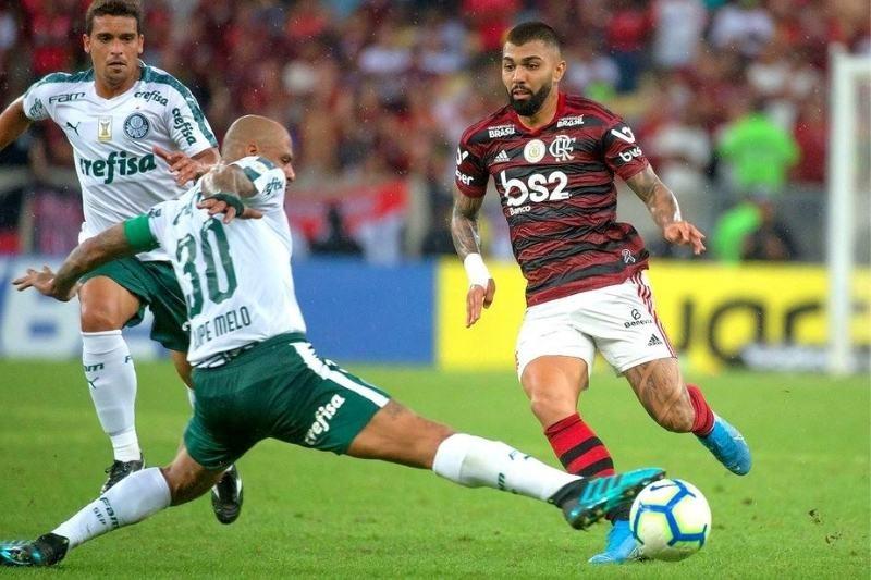 Justiça suspende jogo entre Palmeiras e Flamengo por surto de covid-19