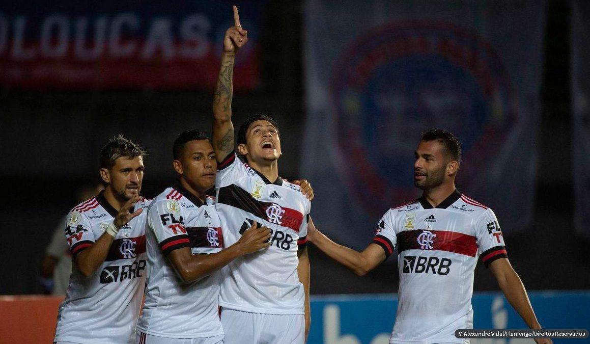 Flamengo supera Barcelona e desfalques pela covid-19 na Libertadores [VÍDEO]