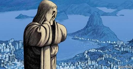 Rede de corrupção ameaça o Rio