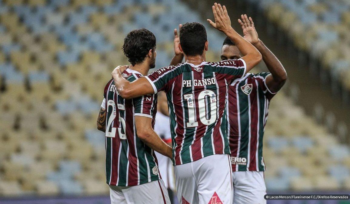 Graças a gol contra, Fluminense vence na Copa do Brasil
