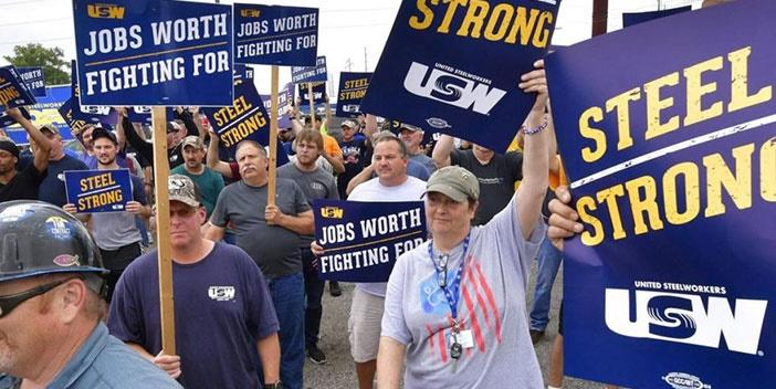 Amigos, olhai a perseguição ao sindicalismo nos EUA