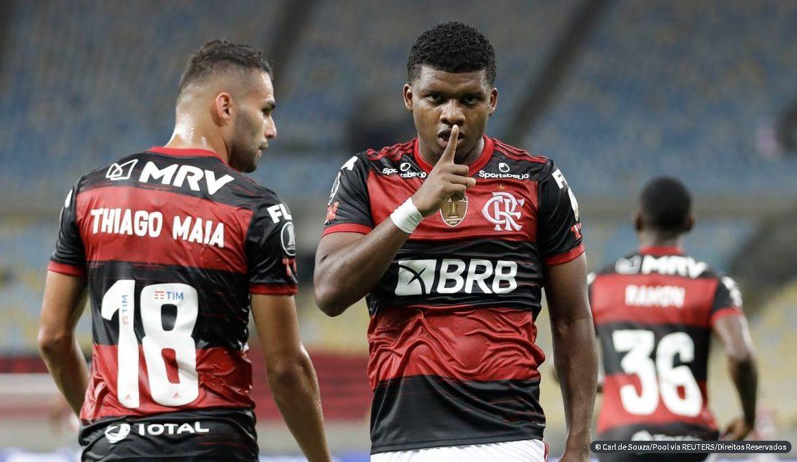Libertadores: Flamengo goleia Del Valle por 4 a 0 e chega a oitavas; São Paulo perde para River Plate e está eliminado