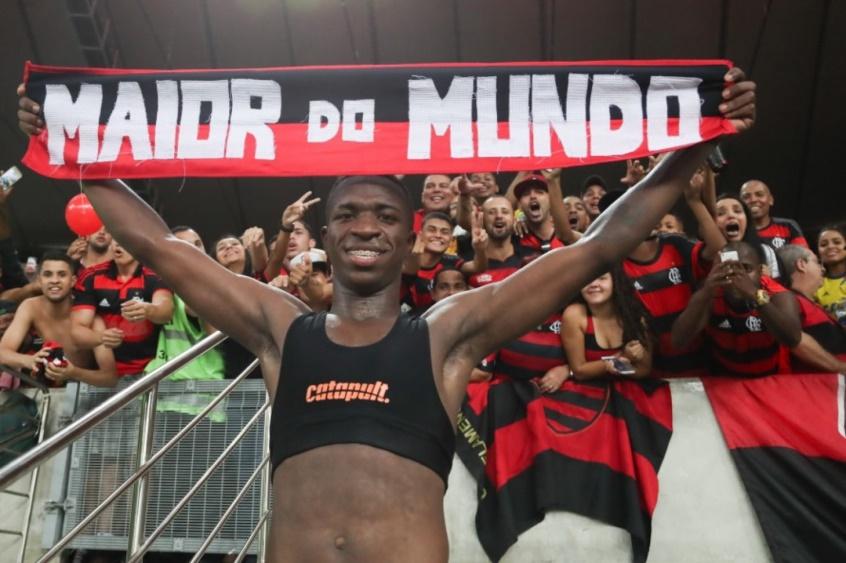 Flamengo caminha em busca da primeira colocação do Brasileiro [VÍDEO]