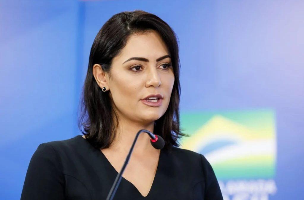 Planalto usou o nome de Michelle para pedir doações dos portos de Santos e do Rio ao Pátria Voluntária
