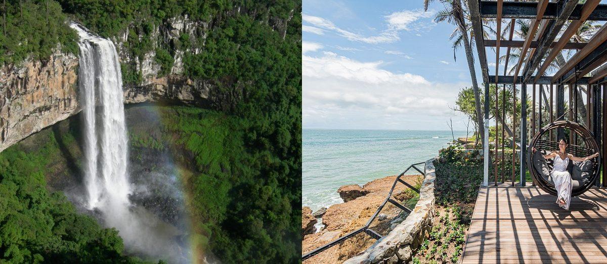 Turismo tem retomada surpreendente na Serra Gaúcha e no Nordeste