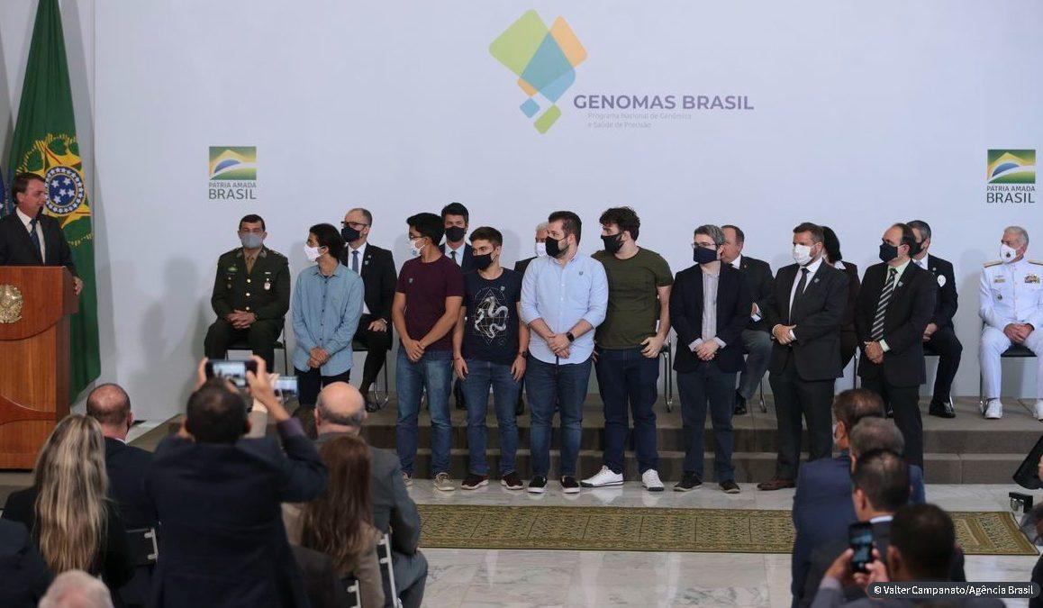Governo lança programa para mapear genoma de 100 mil brasileiros