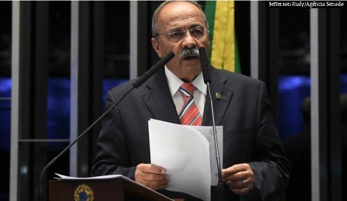 PF encontra dinheiro na cueca de vice-líder do governo no Senado