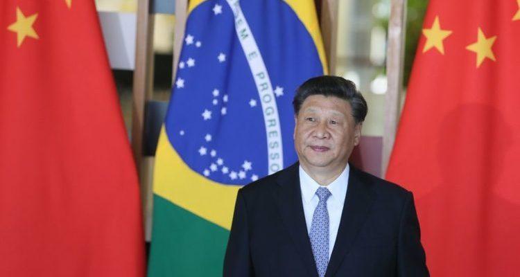O presidente da China, Xi Jinping. (Valter Campanato/Agência Brasil)