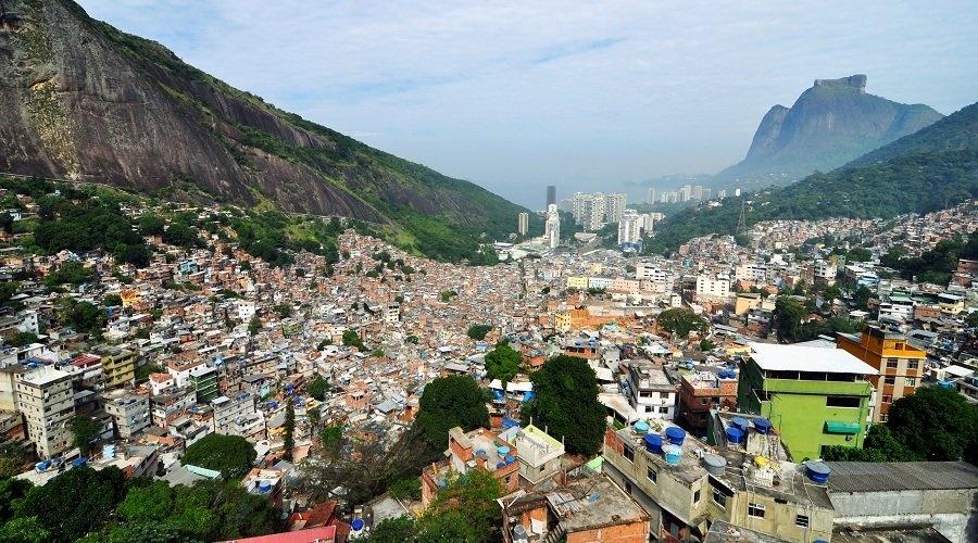 """A """"maior favela da América do Sul"""" desperta o interesse dos arquitetos de todo o planeta"""