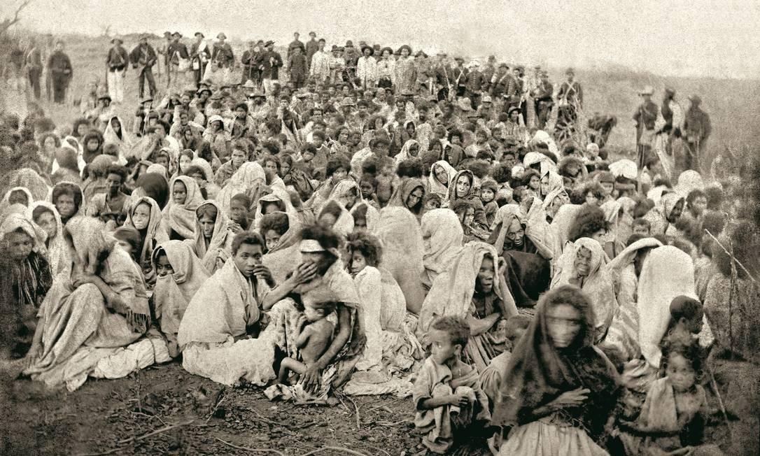A Guerra de Canudos, 07/11/1896-05/10/1897, um genocídio, que não deve ser excluído de nossa memória